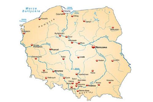 Rzeki W Polsce
